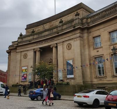 Bolton Library, Museum and Aquarium