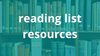 reading list resources