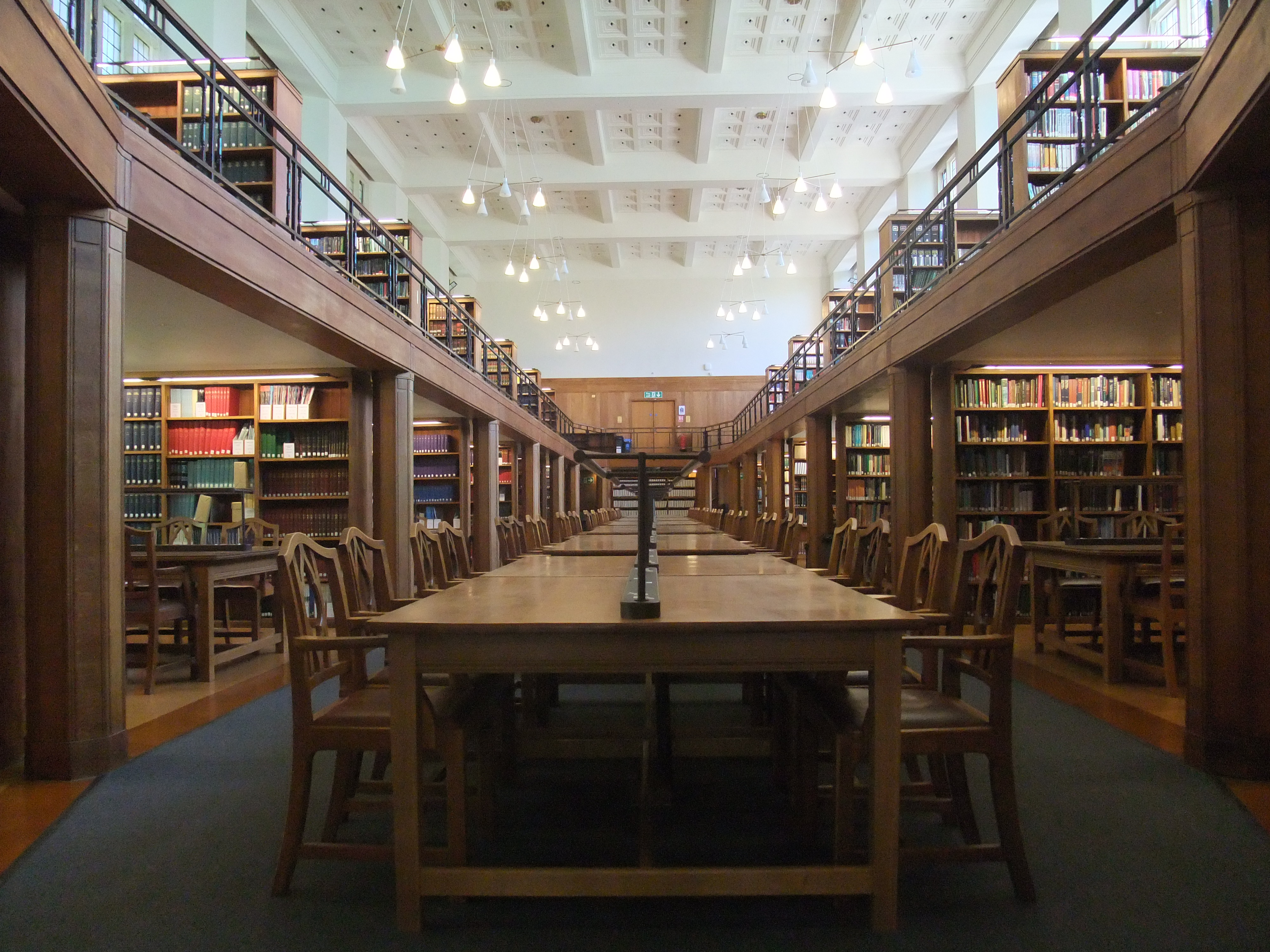 Wills library