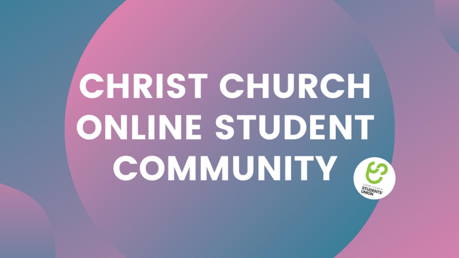 Christ Church Online student community