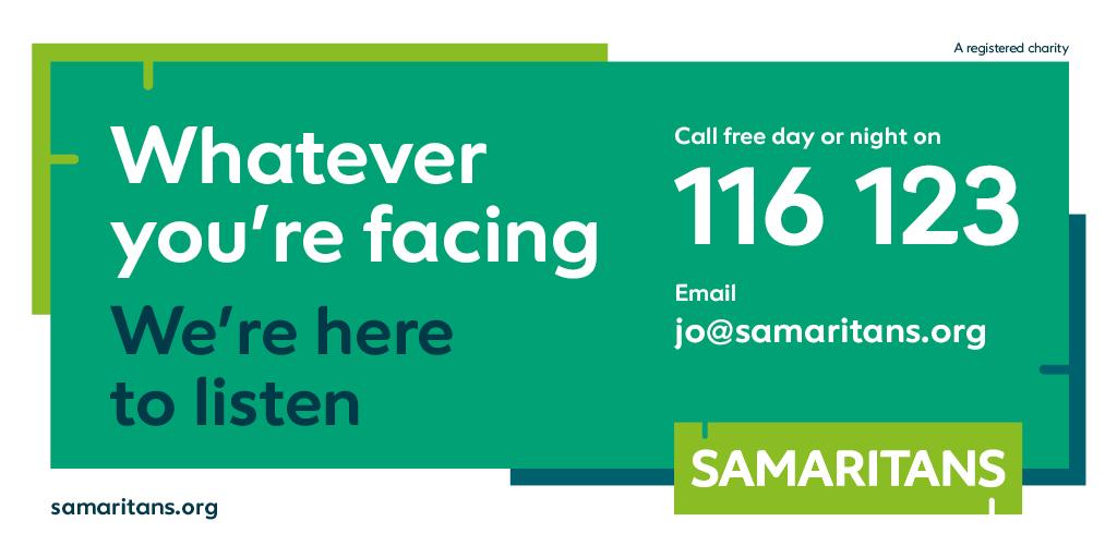 Samaritans 116 123