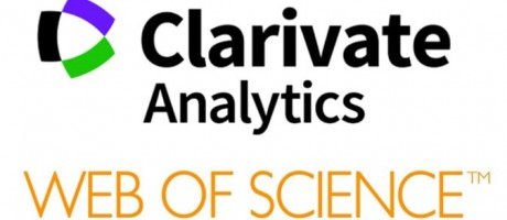Logotipo de la base de datos Web of Science