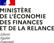 Logo du Ministère de l'Economie, des finances et de la relance