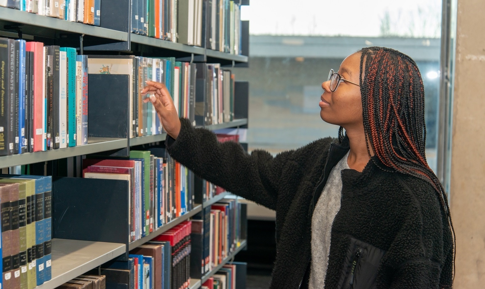 Literature searching - advanced skills