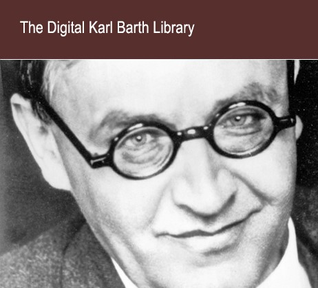Digital Karl Barth Library