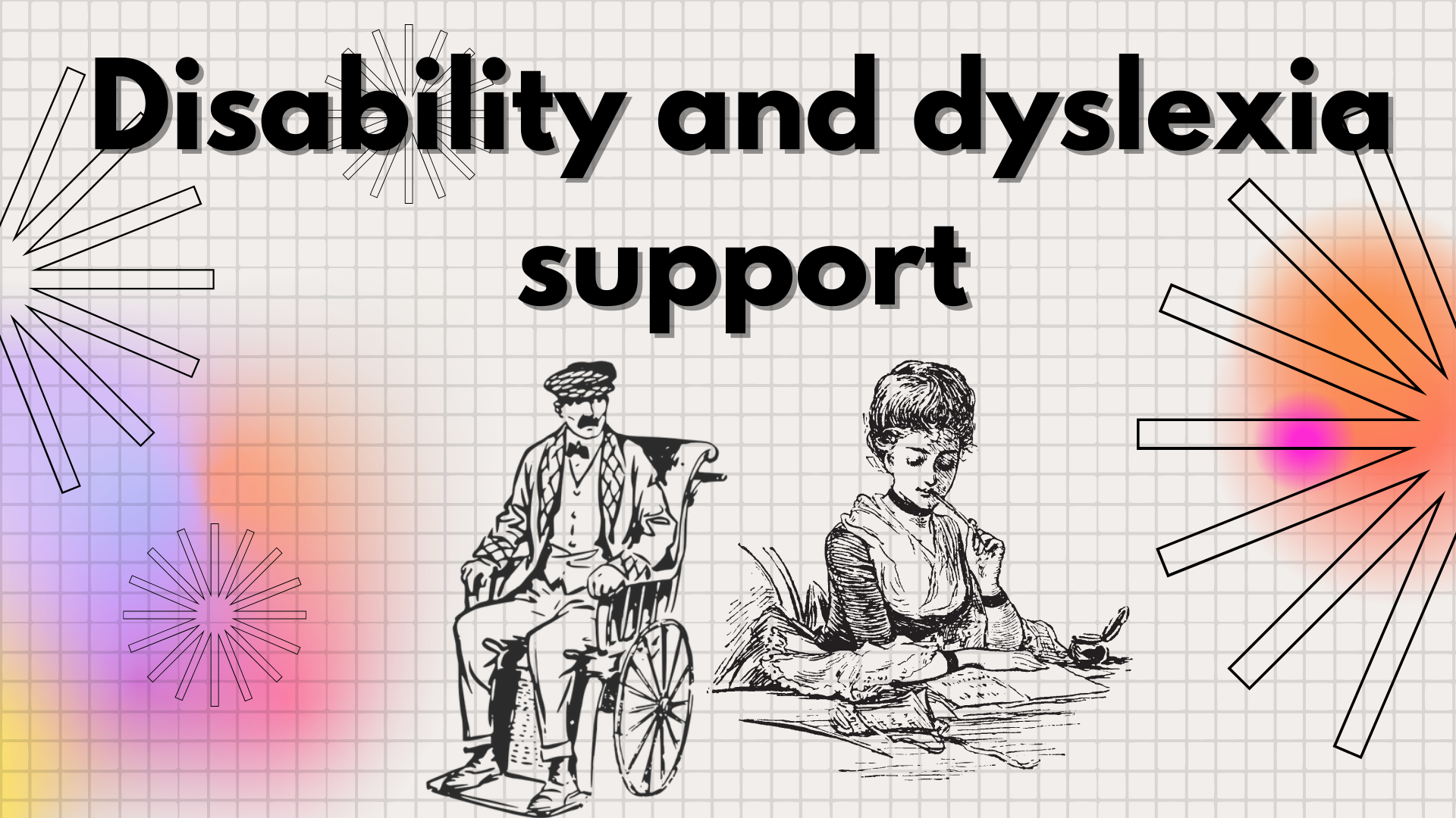 Link to the additional needs support video