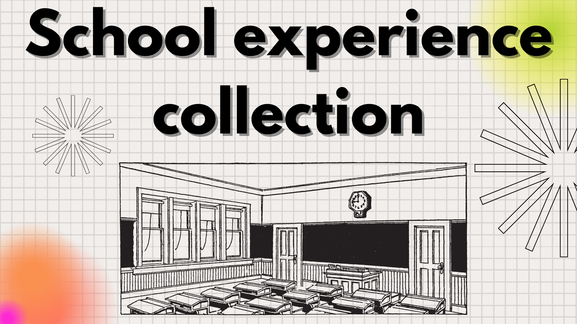Link to the school experience collection