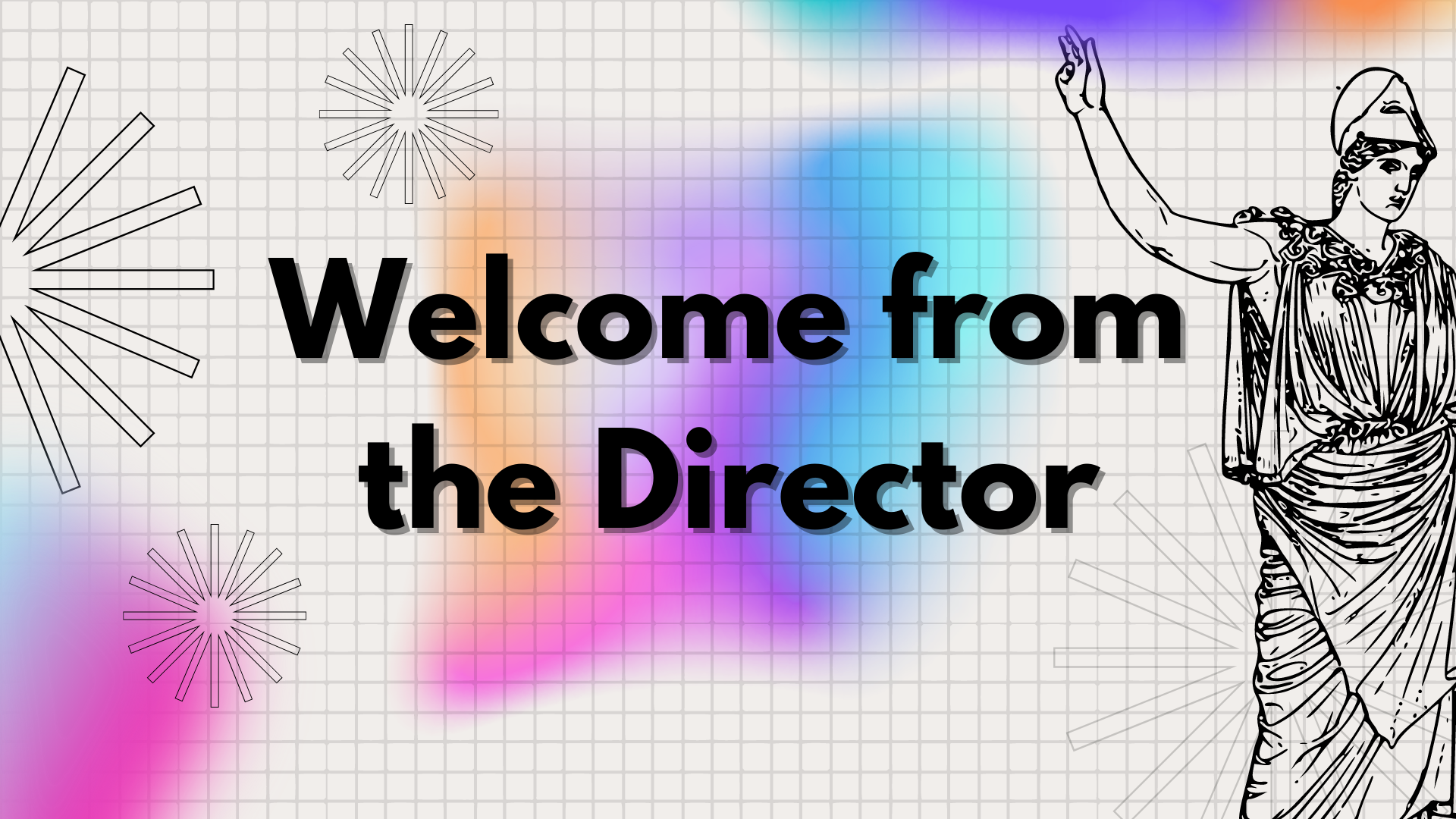 Link to the director welcome