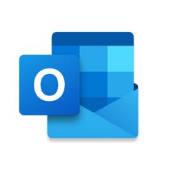 Mictosoft Outlook logo.