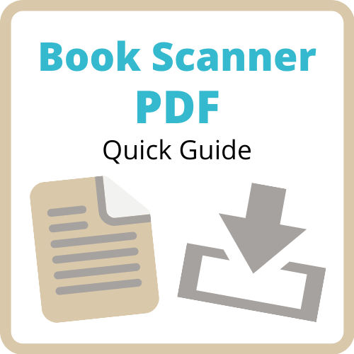 Book Scanner Quick Guide