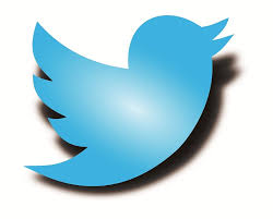 The logo for Twitter.
