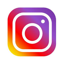 The logo for Instagram.