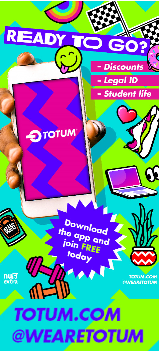 Get student discount with totum