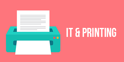 IT and Printing icon