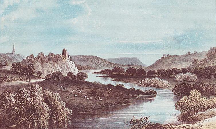 IE BL/CV/TP/CORK/10 Carricrohane Castle–River Lee