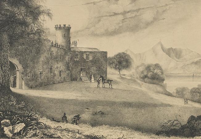IE BL/CV/TP/CORK/20 Glengariff Castle