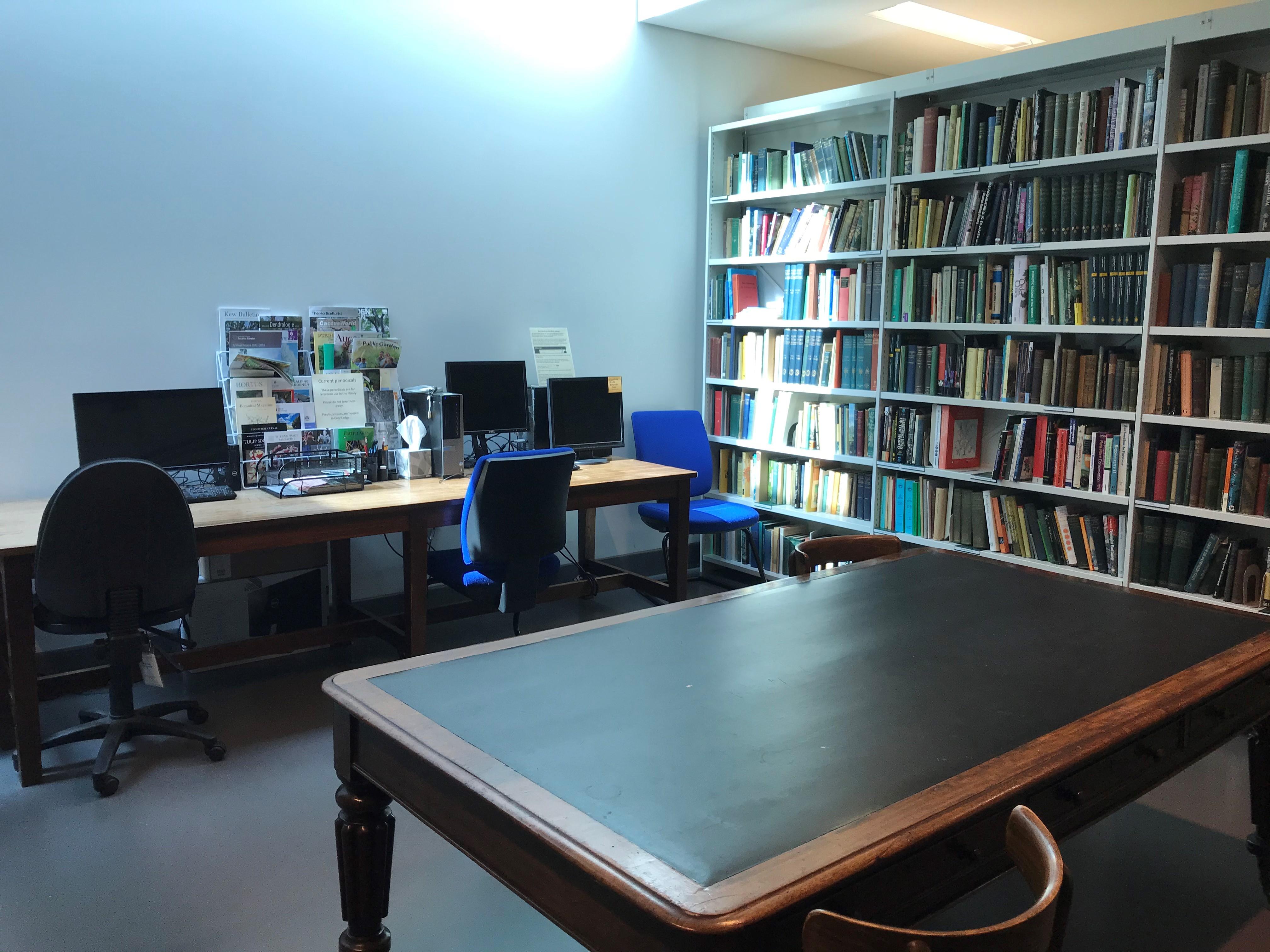 Cory/ Herbarium Libraries