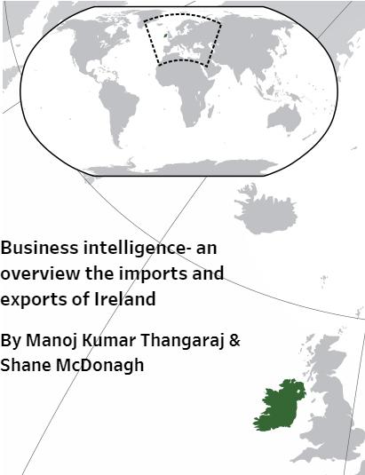 Ireland, Import, Export