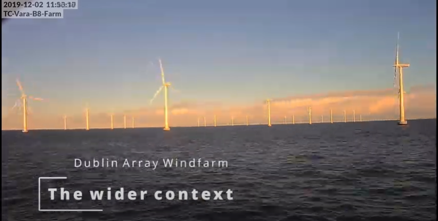 Environmental Journalism, Dublin Windfarm