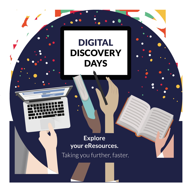 Digital Discovery Days: JSTOR
