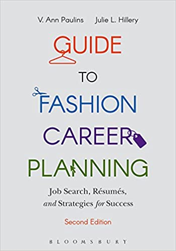 Guide to fashion career planning : job search, résumés, and strategies for success