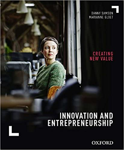 Innovation and entrepreneurship : creating new value