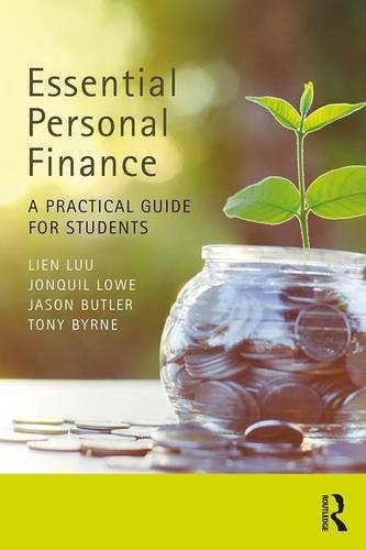 Essential personal finance : a practical guide for students