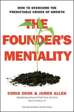 The founder's mentality : how to overcome the predictable crises of growth Author