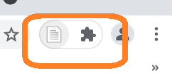 Zotero connector article icon screenshot