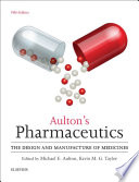 Cover of Aulton's Pharmaceutics