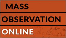 Mass Observation Online