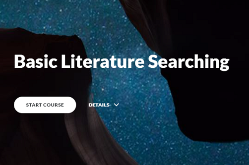 Dissertation Support: Module 03 - Basic Literature Searching