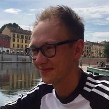 Martin Gleghorn (Repository Coordinator)