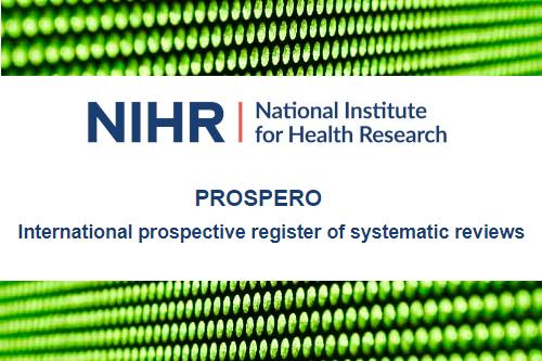 NIHR: Prospero
