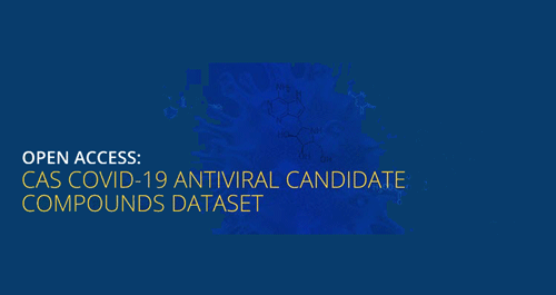 CAS COVID-19 Antiviral Candidate Compounds Dataset