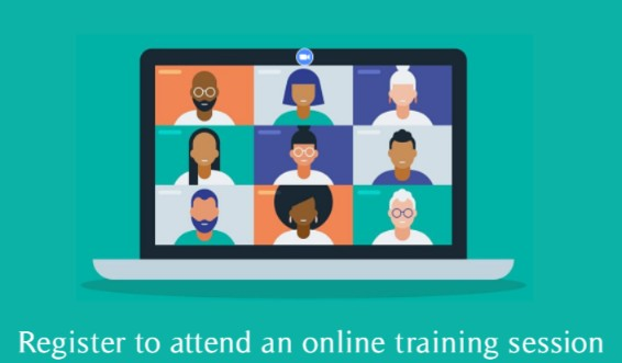 Register to attend online training with HSE Library Staff