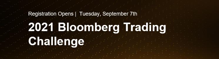 2021 Bloomberg Trading Challenge
