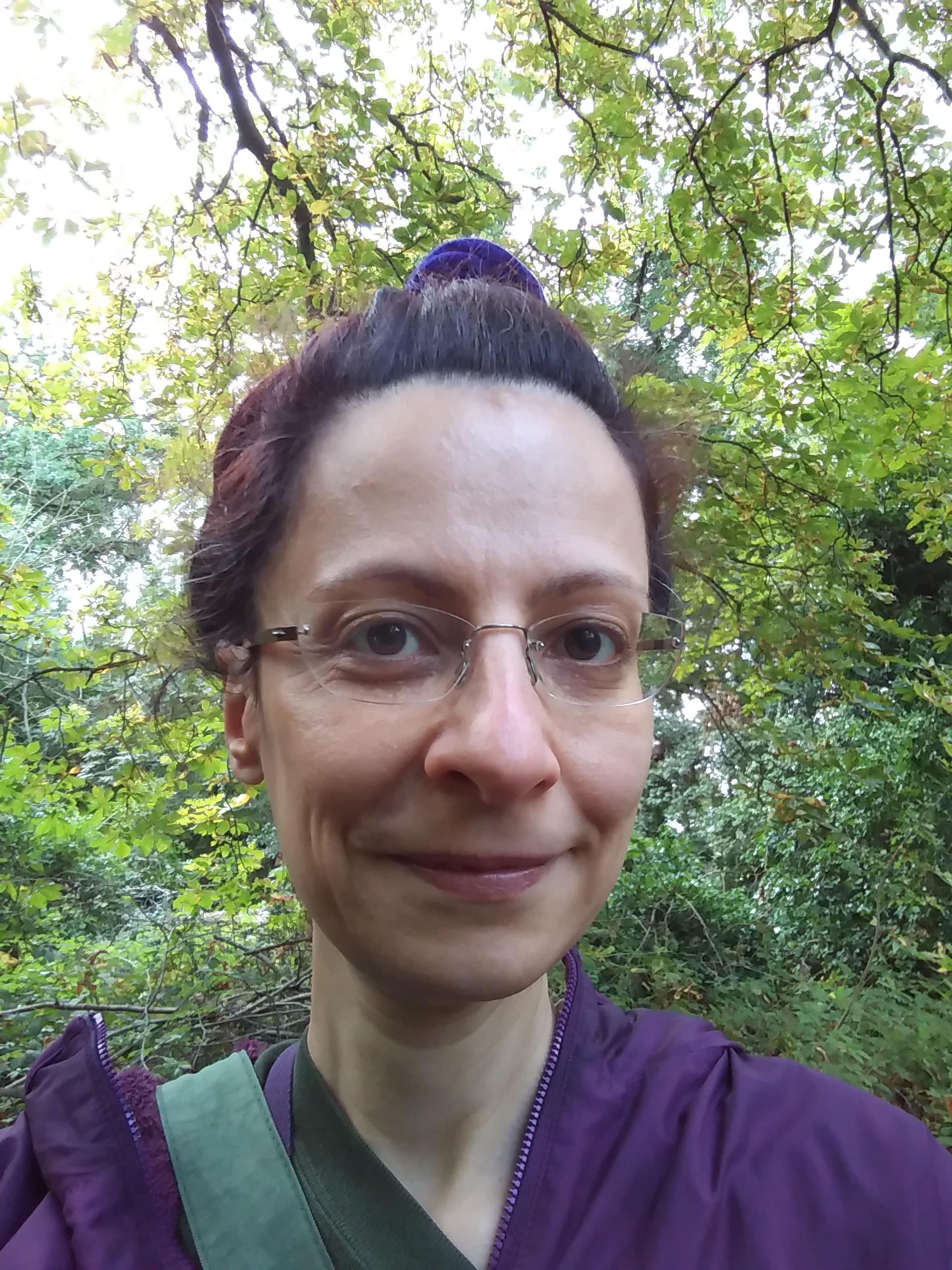 Galia Umansky's profile