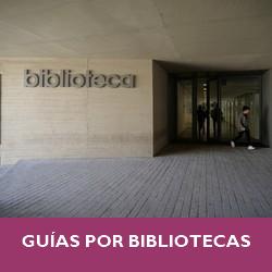 Guías de Bibliotecas
