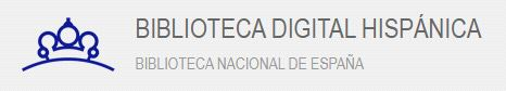 Logo de la Biblioteca Digital Hispánica