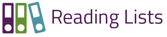 Reading list icon