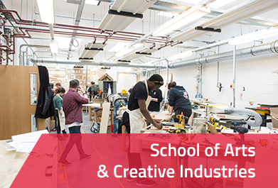 School of Arts and Creative Industries