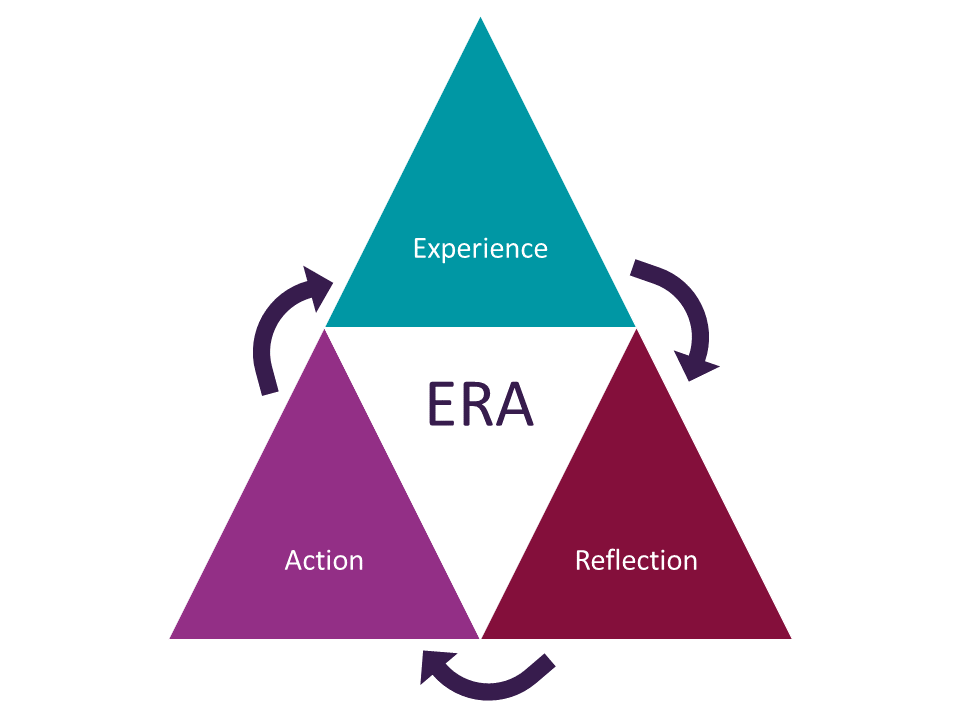 Experience Action Reflection