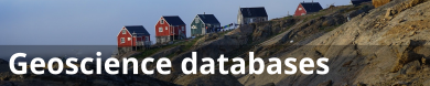 Geoscience databases