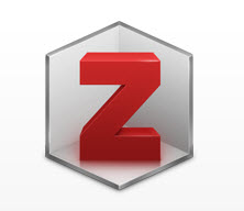 image of Zotero icon which has the letter Z