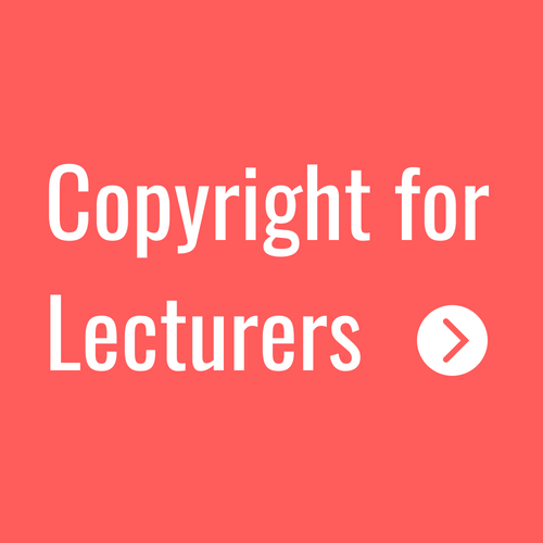 Copyright for lecturers page