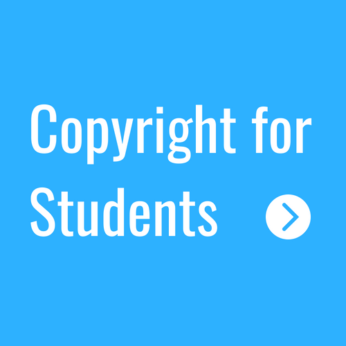 Copyright for Students page