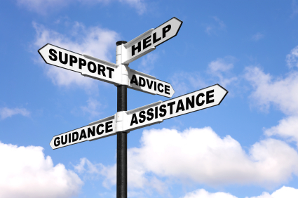 Signposts to Help, Support, Advice, Guidance, Assistance