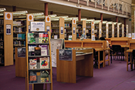 Library Guide for Copyright - decorative image