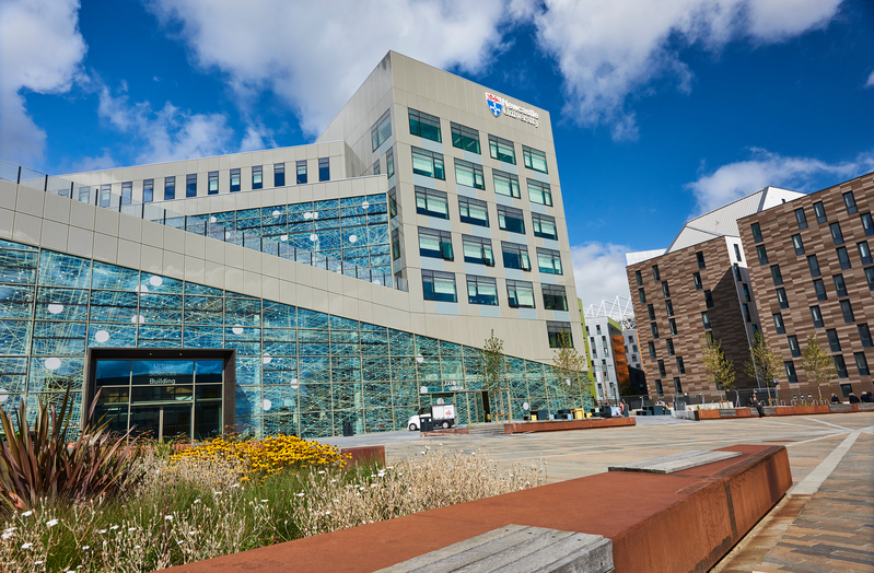 Urban Sciences Building. Photo by John Donoghue